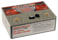 Click for a larger picture of (LI) Ballistic 12-Volt LiFePO4 AutoRace Battery