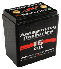 Click for a larger picture of (LI) Antigravity 12v Lithium Small Case Battery, 16 Cell