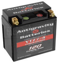 Click for a larger picture of (LI) Antigravity 12v Lithium YTZ7 OEM Case Battery, 4 Cell