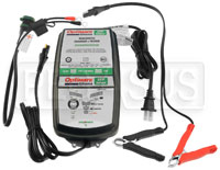 Click for a larger picture of Optimate LiFePO4 Lithium 12 / 16 Volt Battery Charger