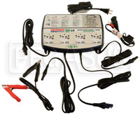 Click for a larger picture of Optimate Lithium 12V 0.8A 4-Bank Battery Charger/ Tester