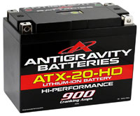 Click for a larger picture of (LI) Antigravity ATX-20 HD Lithium Battery, 900 CA