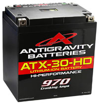 Click for a larger picture of (LI) Antigravity ATX-30 HD Lithium Battery, 970 CA