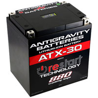 Click for a larger picture of (LI) Antigravity ATX-30 RS 12v Lithium Battery, 880 CA