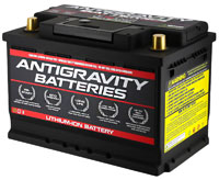 Click for a larger picture of (LI) Antigravity H6/Group 48 Lithium Car Battery 60Ah, RS