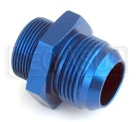 Click for a larger picture of 30mm Male Porsche to Male AN Adapter Fitting