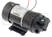 Click for a larger picture of Oil/Water Cooler Pump, 12 volt, 2 gpm, Buna N Seals