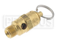 Click for a larger picture of Replacement Pressure Relief Valve for Accusump Cylinders