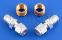 Click for a larger picture of Canton Turbo After-Oiler Adapter Kit