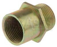 Click for a larger picture of Replacement Sleeve Nut for Sandwich Plate, 22 x 1.5mm