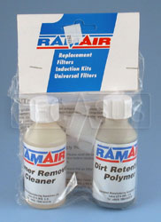Click for a larger picture of Ramair Filter Treatment/Cleaner Kit 100ml