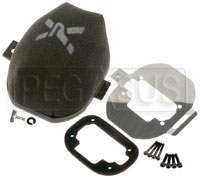 Click for a larger picture of Pipercross Air Filter and Baseplate for Weber 32/36 DGV