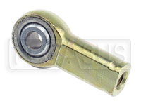 Click for a larger picture of 10-32 Left-Hand Thread Female Rod End, Throttle Cable