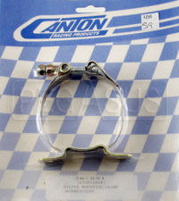 Click for a larger picture of Square Mounting Clamp for Canton Filters