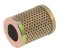 Click for a larger picture of Canton Short Oil Filter Element, 8 Micron