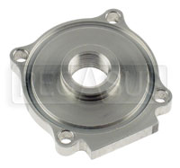 Click for a larger picture of Replacement Cap for Square Canton Filters with 1/2 NPT Port