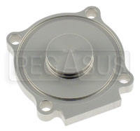 Click for a larger picture of Replacement Cap for Square Canton Filters, Blank (no port)