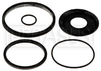 Click for a larger picture of Canton Spin-On Oil Filter Seal Kit, New Style (Threaded Cap)