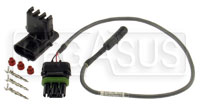 Click for a larger picture of Adapter Cable, Ultimate Rain Light to Weather Pack