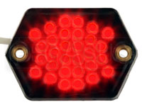 Click for a larger picture of Afterburner Star Mazda/USF2000 Heavy Duty Rain Light
