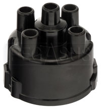 Click for a larger picture of Pertronix Distributor Cap for 1.6L Ford, Top Exit