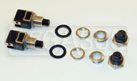 Click for a larger picture of Stack Tach Switch Kit (2 Switches)