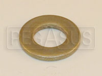 Click for a larger picture of 1/4 inch Flat Washer for Webster/Hewland Rear Cover