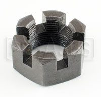 Click for a larger picture of Webster Pinion Shaft Castle Nut (LH Thread) for MK8 & 9