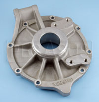 Click for a larger picture of Webster Left Hand Side Plate, Webster Model 400 Gearbox