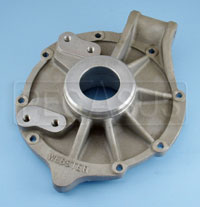 Click for a larger picture of Webster Right Hand Side Plate, Webster Model 400 Gearbox
