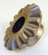 Click for a larger picture of Webster Open Differential Side Gear (25 Spline)