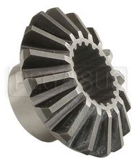 Click for a larger picture of Hewland Open Differential Side Gear (18 Spline), Early Style