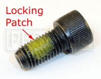 Click for a larger picture of Retaining Bolt for Webster Reverse Idler Gear - 5/16-24