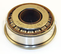 Click for a larger picture of Front Pinion Shaft Bearing - 4 Bolt Plate style