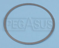 "Click for a larger picture of Pinion Bearing Shim - Ring Nut Type, 0.008"" Thick"