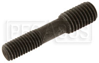 Click for a larger picture of Webster/Hewland Side Cover Repair Stud, M8x1.25 x M10x1.50