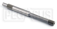 "Click for a larger picture of Supervee Short Input Shaft, 10.38"", 7/8 x 20 Spline"