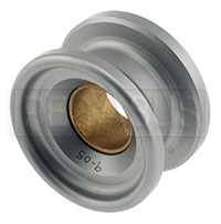 "Click for a larger picture of FF Bobbin for Stock Ford Clutch, 1.30"" Long, 7/8"" I.D."