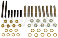 Click for a larger picture of Rear Stud Kit for Hewland / Webster Mk-Series