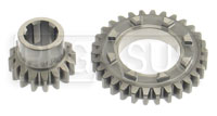 Click for a larger picture of LD200 High Strength Webster Gear Set (1st Gear)
