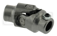 Click for a larger picture of Borgeson Aluminum Needle Bearing Universal Joint