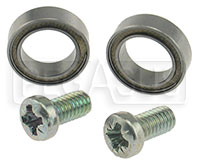 Click for a larger picture of Throttle Shaft Bearing Kit, Weber 32/36 DGV Carburetor