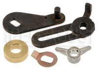 Click for a larger picture of Weber 32/36 Synchronous Throttle Linkage Kit