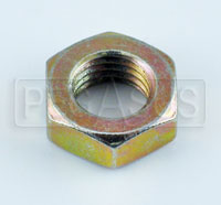 Click for a larger picture of Primary Shaft Nut, Weber 32/36 DGV Carburetor