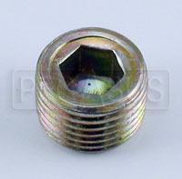 Click for a larger picture of 1.6L Oil Gallery Plug, Small