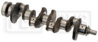 Click for a larger picture of Used 1.6L Ford Crankshaft w/ Timing Chain Sprocket