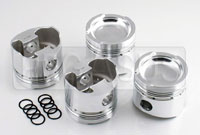 Click for a larger picture of Formula Ford 1600 Forged Piston Set, Standard Size