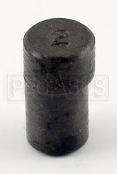 Click for a larger picture of 2 degree Offset Cam/Sprocket Dowel