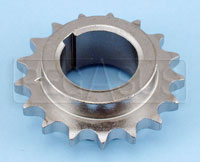 Click for a larger picture of Crankshaft Timing Chain Sprocket for Ford 1.6L