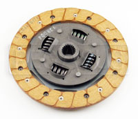 Click for a larger picture of 1.6L Ford Clutch Disc, Stock